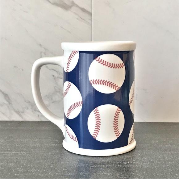 Starbucks Coffee Mug Baseball Collectible 16oz '07